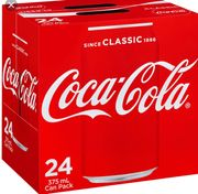 Free 24 Pack of Coca Cola 330ml Cans with Orders over £249