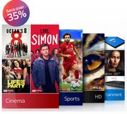 Sky TV Deal Exclusive Offer on Sky Entertainment, Cinema & Sports in HD