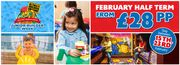 Feb Half Term - LEGOLAND Themed Hotel Room Stay