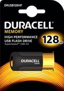Duracell High Performance 128 GB Capless USB 3.0 Flash Drive