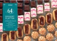 Iceland 64 Piece Dessert Platter 739g