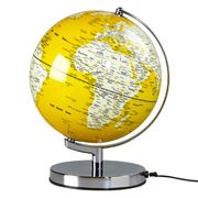"""Wild & Wolf Light up 10"""" Globe in English Various Colours"""