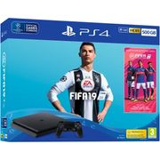 500gb Playstation 4 with Fifa 19 + the Last of Us and Now Tv