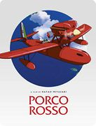 Porco Rosso Steelbook Blu-Ray at Amazon