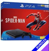 PlayStation 4 500GB with Marvel's Spider-Man Only £299.99