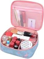 MKPCW Portable Travel Makeup Cosmetic Bags Organizer