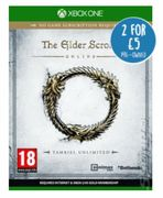 Xbox One. the Elder Scrolls: Online: Tamriel Unlimited Game £2.99. 2 for £5