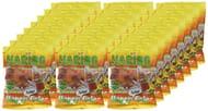 Haribo Halal Sweets Sour Cola Bottles, 100g Pack of 24 (2.4kg)