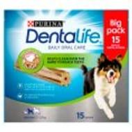 DENTALIFE Medium Dog Dental Chew 15 X 23g
