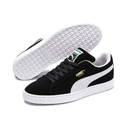 Puma Unisex Adults Suede-Classic+ Low-Top Sneakers Black