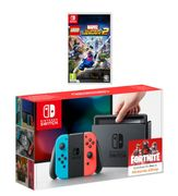Nintendo Switch Lego Marvel Pack Only £299.99