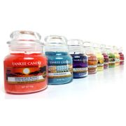 Yankee Candles 6 Assorted Small Jars
