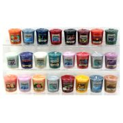 Yankee Candles 20 X Assorted Votives
