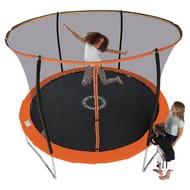 Bargain! Sportspower 8ft Trampoline with Folding Enclosure at Argos