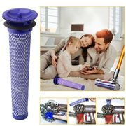 Washable Filter Vacuum Cleaners