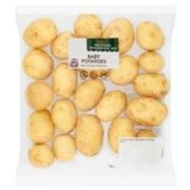 Morrisons Baby Potatoes 1kg on sale 14/02/19
