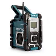 Makita DMR108 Site Radio with Bluetooth and Mobile USB Charging Sock