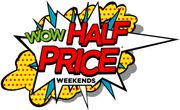 Blackpool Pleasure Beach - Weekends until 31st March Are Half Price