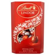 Lindt Lindor Milk Chocolate Cornet Truffles 337g