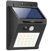 Solar Powered Wall Security Lights