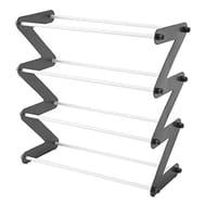 Multiple Layers Shoe Rack Easy Assembled Shelf Storage Organizer