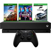 Xbox One X with THREE Games - save £100