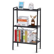 51% off Ladder Shelf Unit 3-Tier Metal Storage Shelves