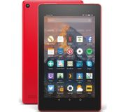 AMAZON Fire 7 Tablet with Alexa (2017) - 8 GB, Marine Blue/Red/Black