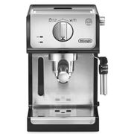 Delonghi ECP35.31 Traditional Pump Coffee Machine in Silver/Black