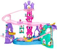 Shimmer and Shine DYW01 Teenie Genies Magic Carpet Adventure Playset