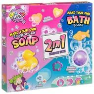 Kids Bath and Soap Make Set