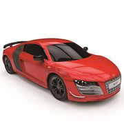 AUDI R8 GT, Official Licensed Remote Control Car for Kids with Working Lights