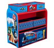Multi-Bin Toy Organiser - Thomas the Tank Engine