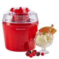 Andrew James Ice Cream Maker Machine 1.5L