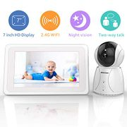 35% off BIGASUO Video Baby Monitor with Camera Wireless Digital 720P 5
