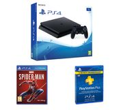 SONY PlayStation 4, Marvel's Spider-Man & PlayStation plus Bundle Only £319
