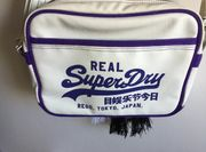 Superdry Messenger Bag - SAVE 76%
