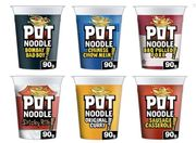 It's All Gone POT NOODLE! 50p at Tesco