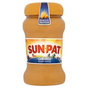 Sunpat Peanut Butter Smooth 400G - 50% off