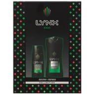 Lynx Africa Duo Gift Set