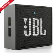 JBL GO Portable Wireless Speaker - Black