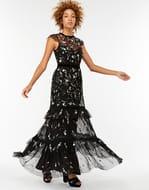 Monsoon Mariah Embellished Maxi Dress - SAVE £180