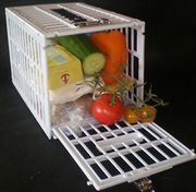 safeinthefridge - fridge locker, safe for office, uni, house sharers Only £13.99