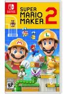 Super Mario Maker 2 (Nintendo Switch) 20%off (Preorder) at Base