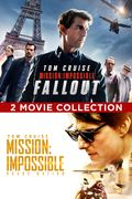Mission Impossible 2 Movies Collection 4, Fallout & Rogue Nation 60%off