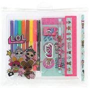 LOL Surprise Deluxe Stationery Set