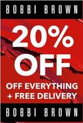 Love BOBBI BROWN? Get 20% off EVERYTHING & FREE DELIVERY