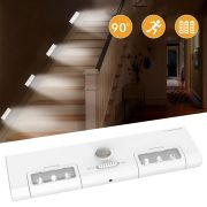 KCASA KC-LT1 LED Wireless PIR Motion Sensor Cabinet Cupboard Closet Light Lamp