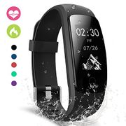 *STACK DEAL* Fitness Tracker with Heart Rate Monitor, Touch HR Waterproof