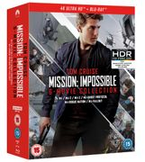 Mission: Impossible - the 6-Movie Collection 4K Ultra HD + Blu-Ray at Zoom